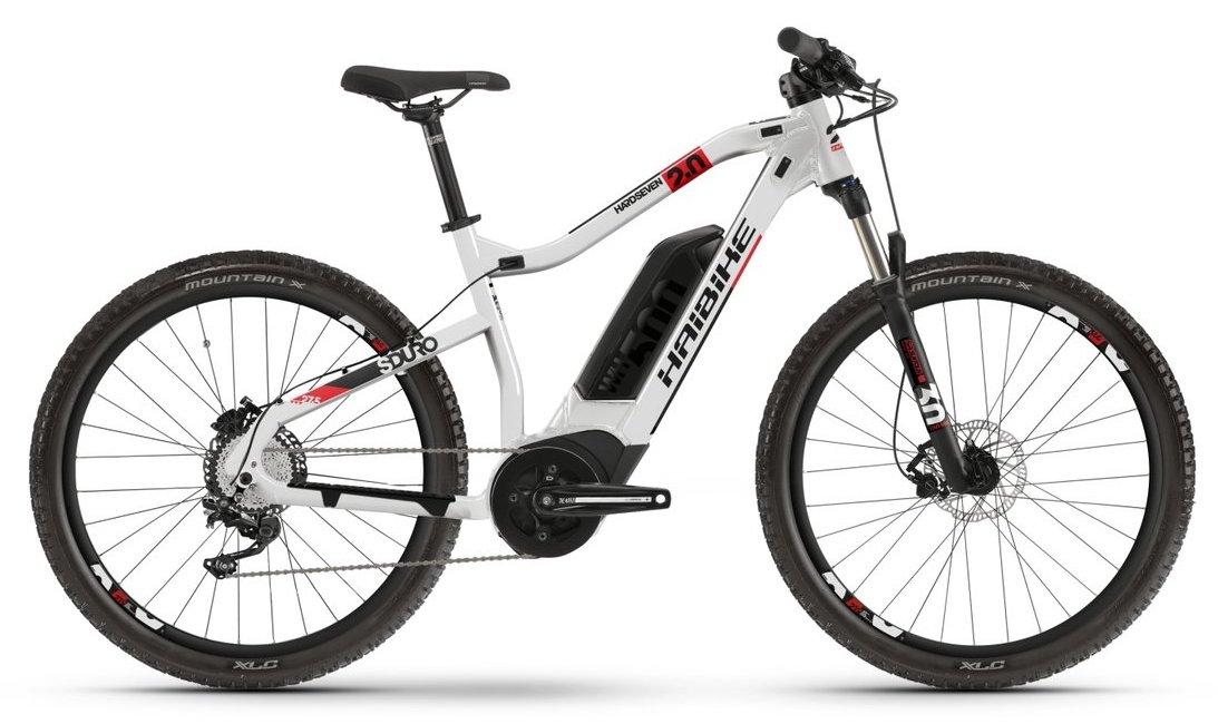 Elektrisches Mountainbike